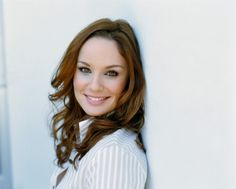 """Sarah Wayne Callies - I loathe her character on AMC's """"The Walking Dead"""" but damn if this is not an awesome shot of the woman."""
