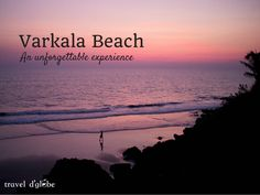'Varkala Beach : An unfogettable experience!!'  Varkala beach is one the best holiday destination for those who want to have to have a peaceful time in their vacations. It has been counted among the Top 10 seasonal beaches in the world by Discovery Channel, along with this it has a stunning beauty of landscapes, brown sand, and sea. This beach is located in the South Kerala at north border of the district Trivandrum.
