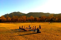 Sunrise Yoga - Boulder, CO. Make more time for yoga by sourcing your daily tasks and errands to our Task Runners on www.FlipTask.com!