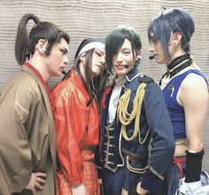 Touken Ranbu, Musicals, Acting, Cosplay, Movies, Beauty, Films, Movie, Cosmetology