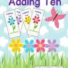Please enjoy this free download.  I hope your students find it a fun AND engaging way to practice Adding Ten.  Students work in pairs or in a sma...