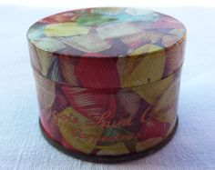 Berlingots Saint Christophe vintage tin by essenzials on Etsy