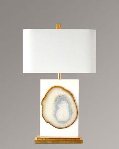 Bel Air Agate Table Lamp $400.00 (25% Off :$300)  http://www.horchow.com/Bel-Air-Agate-Table-Lamp/cprod113420018/p.prod#uRWGSxgyq9Hd0jG8.99