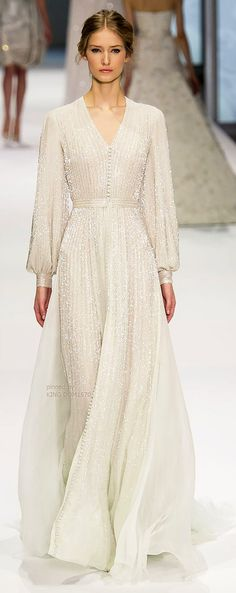 RALPH & RUSSO Spring-Summer 2015