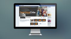 2013: TeachingChile wanted a Facebook presence to better advertise their services. The result is a Facebook Page which shows the images and company logo as well as a variety of information, material and ways to get in touch. // TeachingChile deseaba una presencia en Facebook para mejor publicar su servicios. El resultado es una página de Facebook que muestra los imágenes y logo de la compañía además de varias materiales y maneras de conectarse.