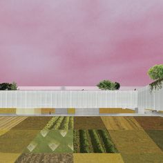Students, Inspired by Broadacre City, Imagine a Better Kind of Sprawl