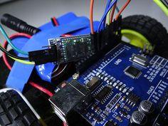 Arduino Bluetooth RC car project - Tutorial45
