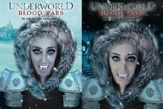 'Underworld: Blood Wars' will offer sneak peeks at its Snapchat lens starting Thursday. Marketing Campaign Examples, Horror Themes, Social Media Apps, Upcoming Movies, Underworld, Snapchat, Blood, Thursday, Lenses