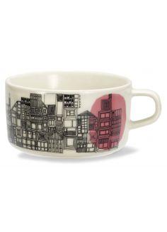 Marimekko Siirtolapuutarha tea cup