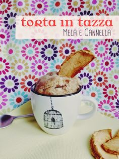 Torta (veg) in tazza: merenda in 5 minuti - macrobioticaMente
