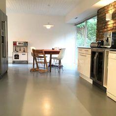 Grey rubber kitchen flooring                                                                                                                                                                                 More