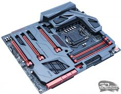ASUS MAXIMUS VII FORMULA / WATCH DOGS: expensive and cool