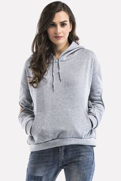 Sunshine Fuck-Trump Womens Long Sleeve Hooded Loose Casual Pullover Hoodie Dress Tunic Sweatshirt Dress with Pockets