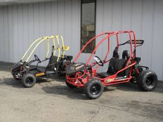 American SportWorks Black Widow and Marauder go karts are both back in stock. Get 'em while supplies last! See more at: http://www.powerequipmentsolutions.com/products-a-services/online-store/go-karts.html  #gokarts #AmericanSportWorks #BlackWidow #Marauder #offroad #fun #PES #Vandalia