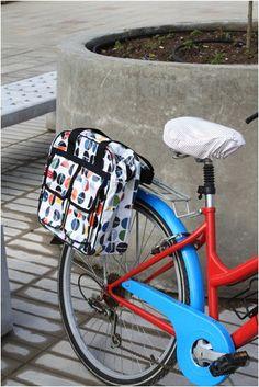 Crosso Bicycle sec sacoches 60 L Paire 100/% Imperméable plastel Adventure Touring