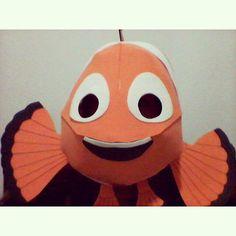 Pai do Nemo em E.V.A....... .by Karina Lisbôa