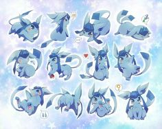 #Glaceon