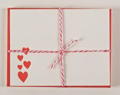 Rainbow Heart Notecards