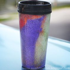Make your own Glittered Tumbler