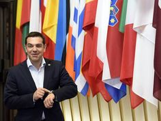 Greece crisis: Risk of Greek euro exit rises as Brussels talks fail to agree last-minute deal - Business News - Business - The Independent