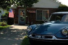DS de 1961 exilée du Cantal aux USA