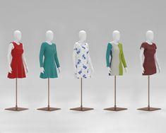 3d Woman-Mannequin Model 40 Free Download