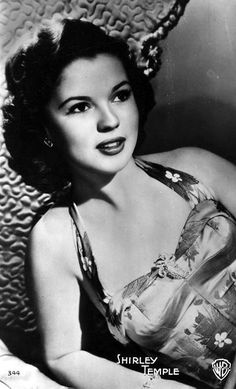 Older Shirley Temple