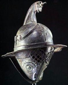 casque pour gladiateur