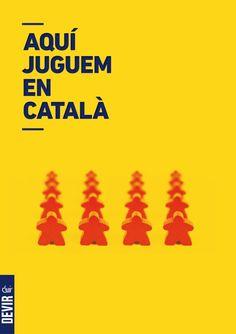 Aquí també juguem en català!!!
