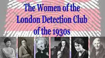 Women of The Detection Club, 30s