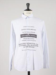 Hugo Shirt W. Print - Soulland A/W-15 | APLACE Fashion Store & Magazine