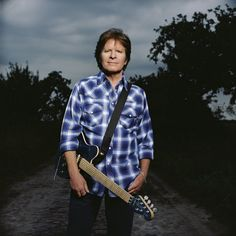 John Fogerty 1945 is an American musician, songwriter, and guitarist, best known for his time with the swamp rock/roots rock band Creedence Clearwater Revival (CCR) and as a solo recording artist.