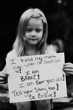 abused kid | out of 10 sexual abusers are someone in the family or someone the ...    Give Them A Voice is an advocacy foundation. www.noworkingtitle.org