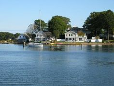 Branford, Connecticut - a gentle corner of southern-most New England ...
