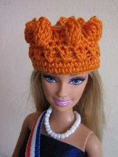 Kroontje voor Barbie