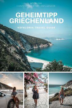 Insider tip Greece – Honeymoon Destinations D'europe, Best Honeymoon Destinations, Honeymoon Ideas, Italy Vacation, Vacation Trips, Zakynthos, Greece Honeymoon, Greece Holiday, Wanderlust