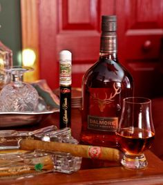 Scotch & Cigars, good information on the pairing between the two