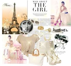 """revisiting past sets: Another Day, Another Look"" by magictrickinwonderland on Polyvore"