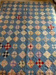 Old Quilts, Antique Quilts, Scrappy Quilts, Easy Quilts, Amish Quilts, 9 Patch Quilt, Quilt Blocks, Vintage Quilts Patterns, Scrap Quilt Patterns