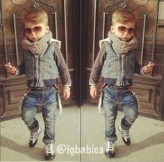 Little boy fashion Little Boy Fashion, Kids Fashion Boy, Toddler Fashion, Cute Outfits For Kids, Baby Boy Outfits, Cute Kids, Stylish Boys, Fashionable Kids, Baby Couture