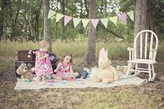 These kids are definitely daydreaming in their Lilly :)  Rebecca Kline Photography