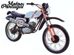 Vintage Casal K188 Enduro 50 (Made in Portugal)