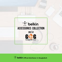 Buy Belkin Accessories from G&G with replacement warranty ! G&G is official distributor of Belkin accessories in Bangladesh. #smartwatch #smartwristband #mobile #ipad #gadget #photooftheday #android #mobilephotography #laptops #hack #technology #computers #techie #electronic #tablet #electronics #amazing #iwatch #tech #gadgets #instatech #instagood #cool #smartphone #device #geek #techy #drone #nerd #watches
