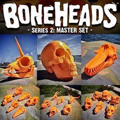 BONEHEADS Master Set - S2
