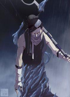 Momochi Zabuza - Naruto by aConst on DeviantArt