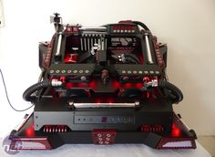 Thermaltake UK Modding Trophy powered by Scan Final Voting POD II, The Stronghold by abbas-it