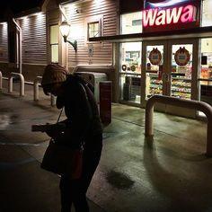 Never forget what it's like to eat a @wawa  sub late at night. #eastcoast #wawa #ilovewawa #wawasub