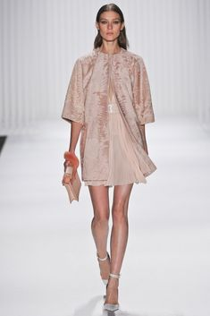 J. Mendel Spring 2013 Ready-to-Wear Fashion Show - Kati Nescher