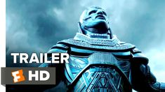 The world's first mutant makes an appearance in the new 'X-Men Apocalypse' Trailer.