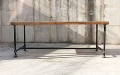 :: THE PIPE :: Pipes, Entryway Tables, Desk, Furniture, Home Decor, Desktop, Decoration Home, Room Decor, Table Desk